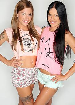 Silvia And Eveline
