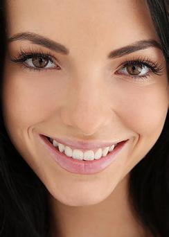 Smiling Sapphira