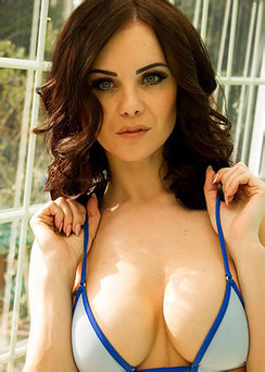 Emma Glover Bikini