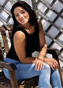 Lacey Banghard Sexy Latina Strips