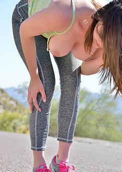 Sporty Girl Amber