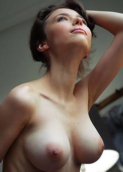Busty Mila Looks Damn Sexy