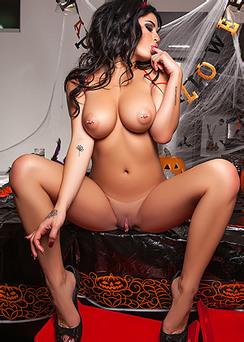 Slutty Devil Brittney Shumaker