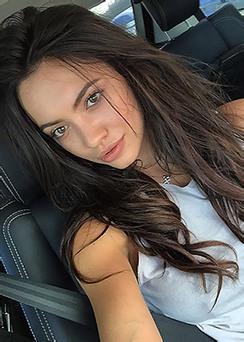 Brunette Hottie Gia Radionova