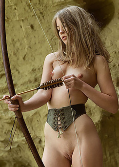 Nastya H - Nude Hunter