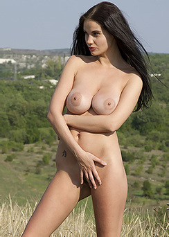 Gorgeous Busty Girl
