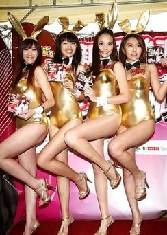 Japanese Erotic Fashion