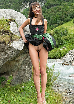 Lorena G. - Sexy Mountain Views
