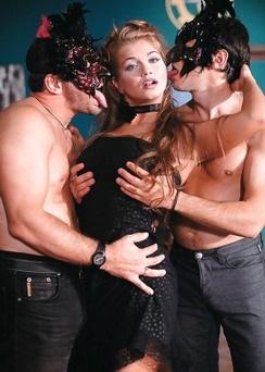 Rita Faltoyano in Fallen Angel