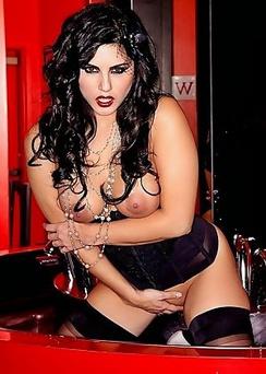 Sunny Leone Via Holly Randall