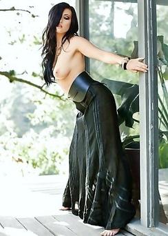 Kaya Danielle a Playboy